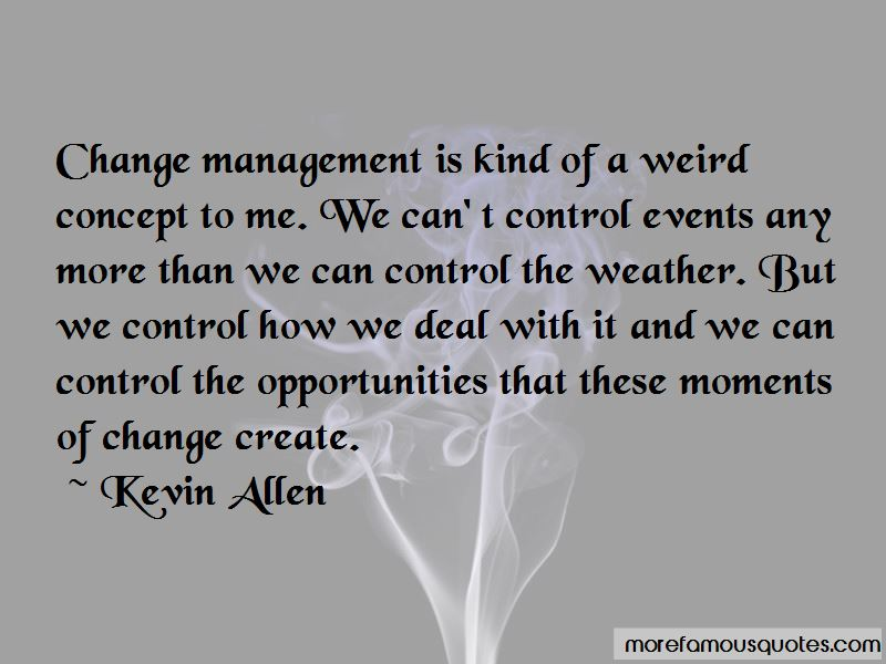Kevin Allen Quotes Pictures 4