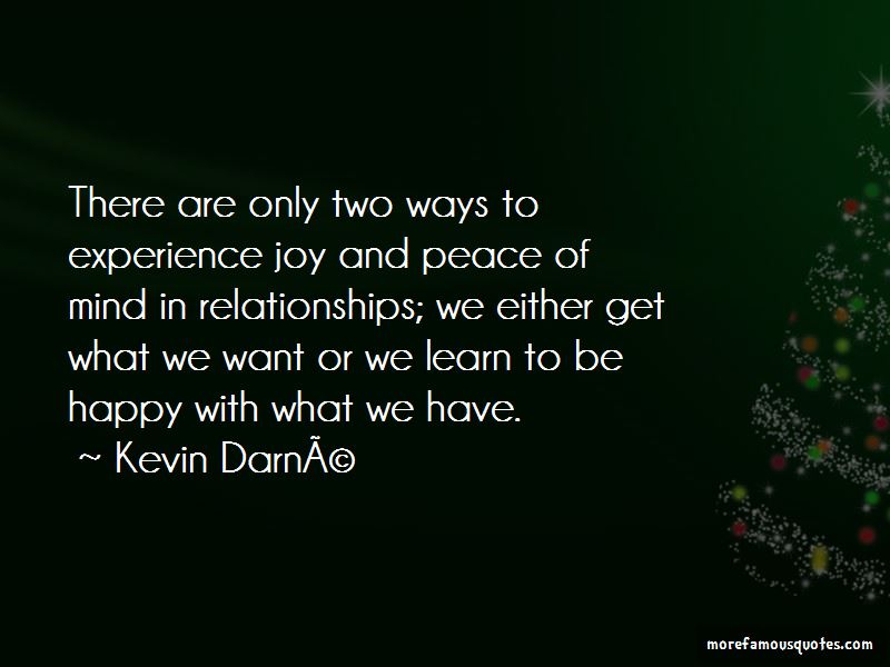 Kevin Darne Quotes Pictures 3