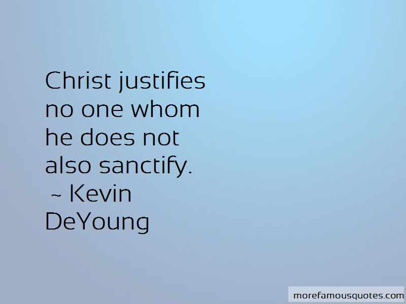 Kevin DeYoung Quotes