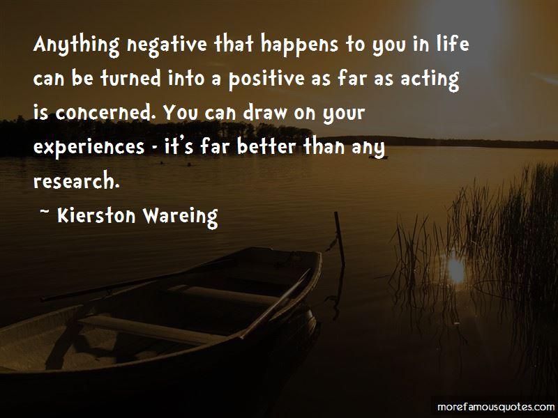 Kierston Wareing Quotes Pictures 3