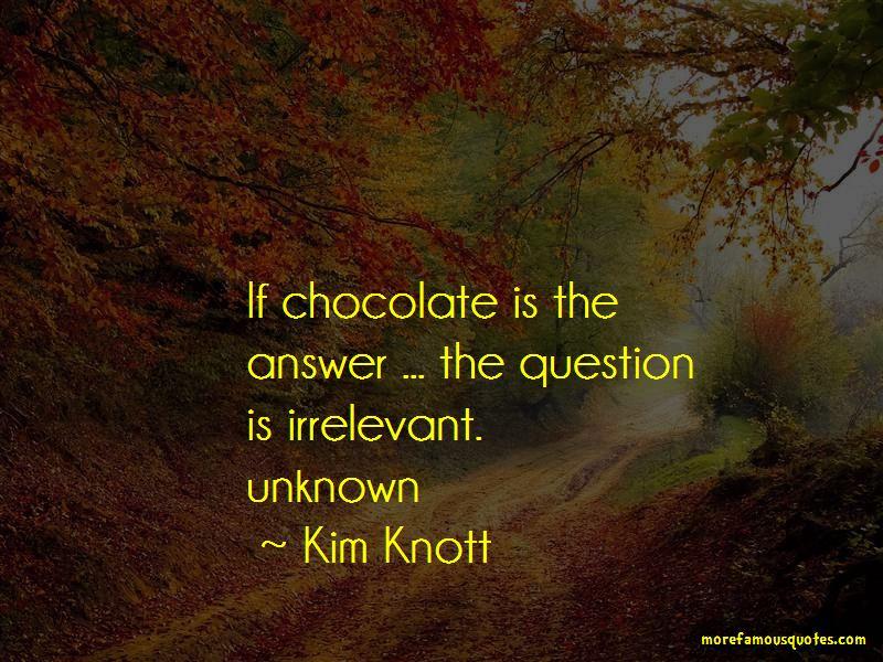 Kim Knott Quotes