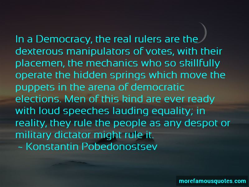 Konstantin Pobedonostsev Quotes Pictures 2