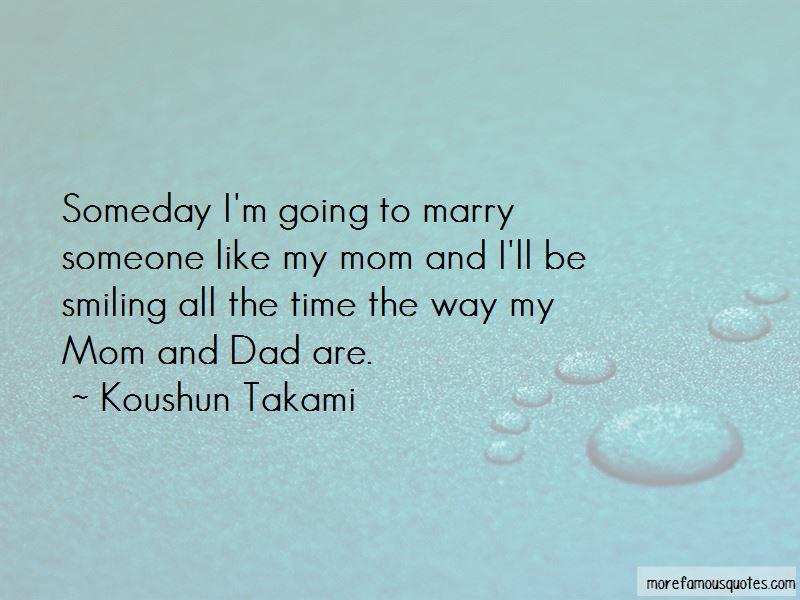 Koushun Takami quotes: top 58 famous quotes by Koushun Takami
