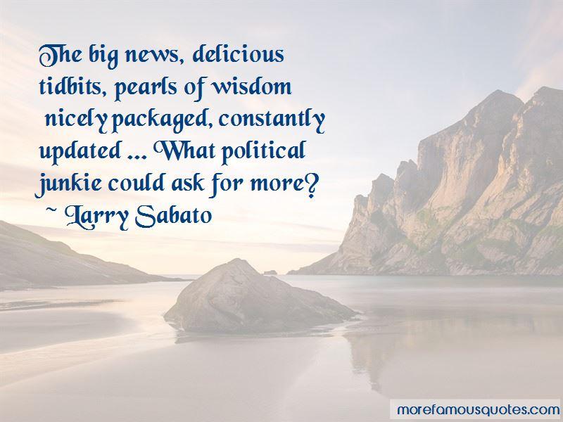 Larry Sabato Quotes Pictures 4