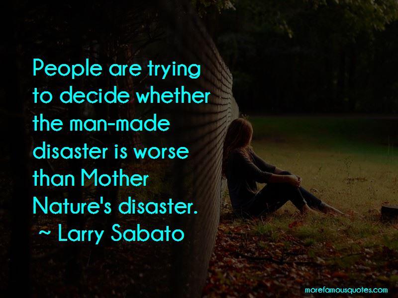 Larry Sabato Quotes