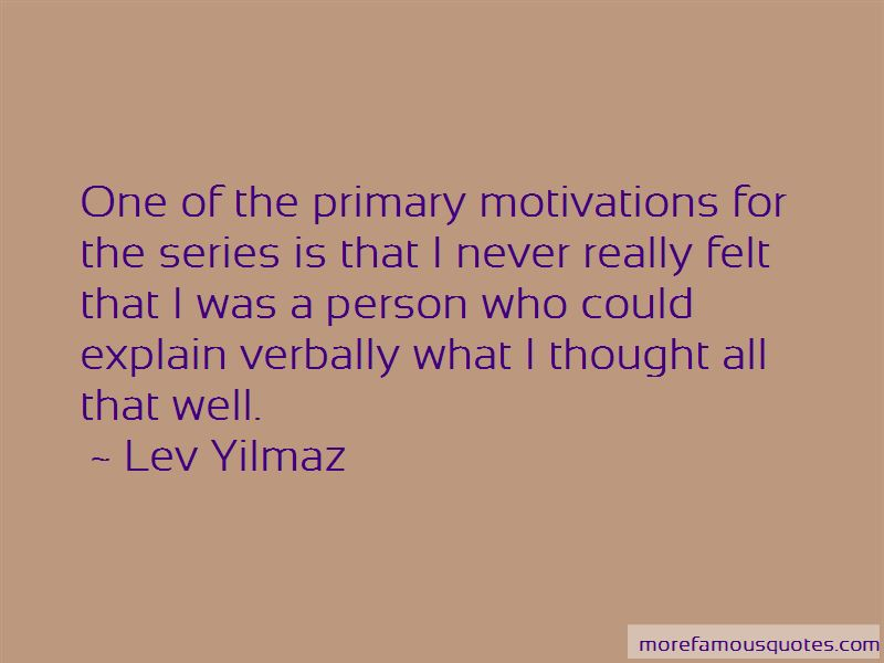 Lev Yilmaz Quotes Pictures 2