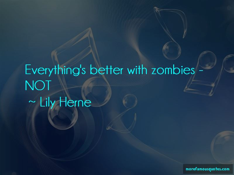 Lily Herne Quotes Pictures 2