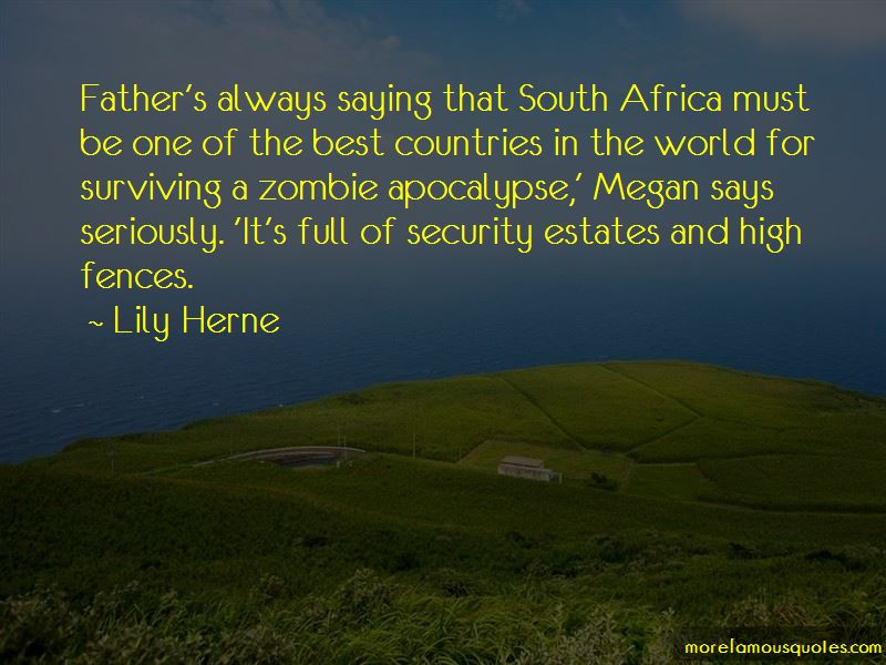 Lily Herne Quotes
