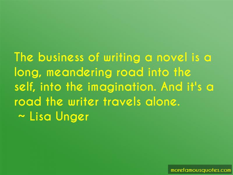 Lisa Unger Quotes Pictures 2