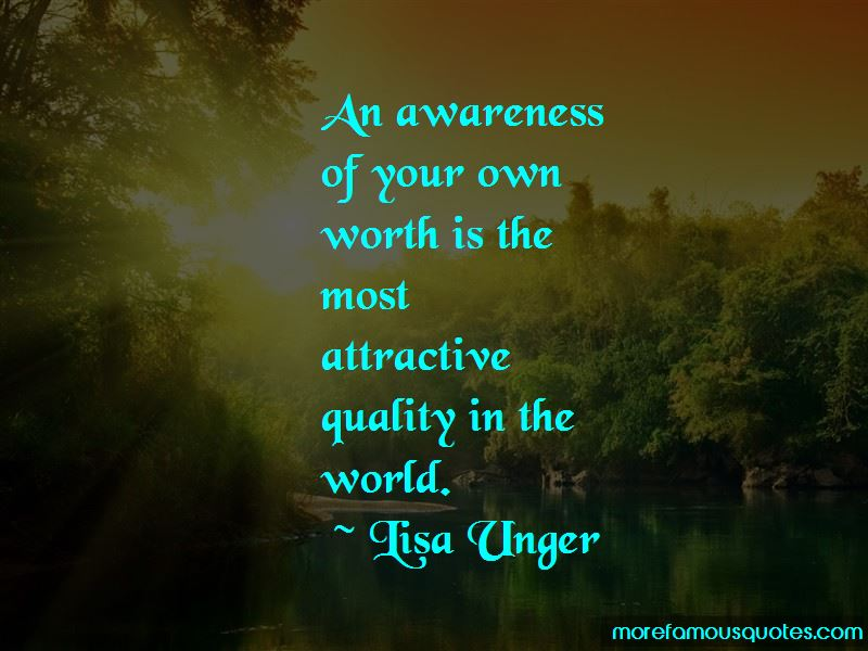 Lisa Unger Quotes Pictures 3
