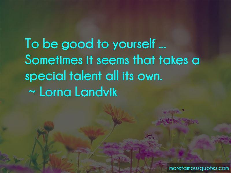 Lorna Landvik Quotes Pictures 3