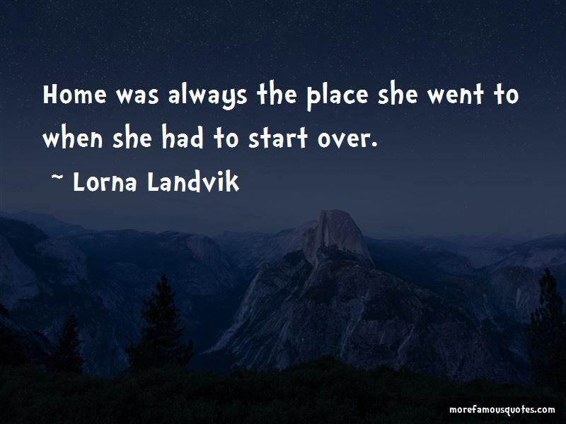 Lorna Landvik Quotes Pictures 4