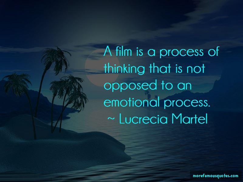 Lucrecia Martel Quotes Pictures 2