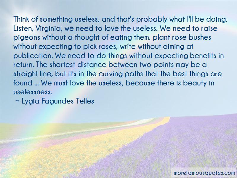 Lygia Fagundes Telles Quotes