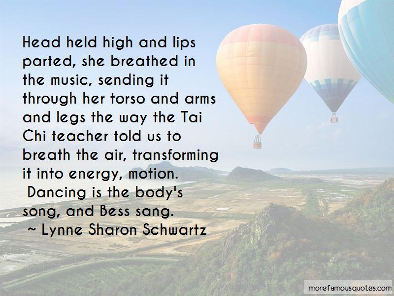 Lynne Sharon Schwartz Quotes Pictures 2