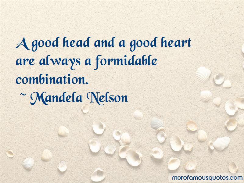 Mandela Nelson Quotes