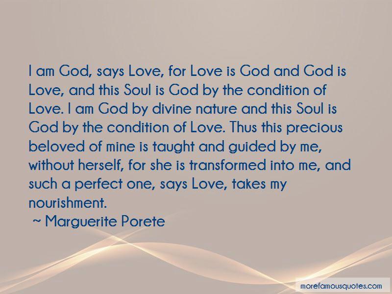 Marguerite Porete Quotes
