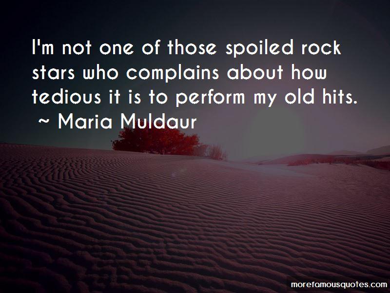 Maria Muldaur Quotes Pictures 2
