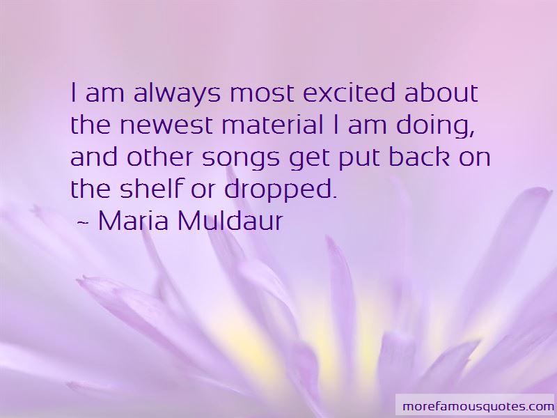 Maria Muldaur Quotes Pictures 3