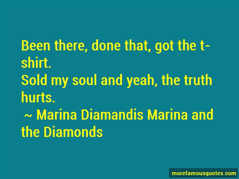 Marina Diamandis Marina And The Diamonds Quotes