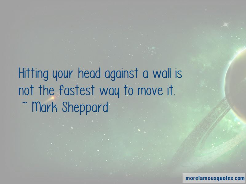 Mark Sheppard Quotes Pictures 2