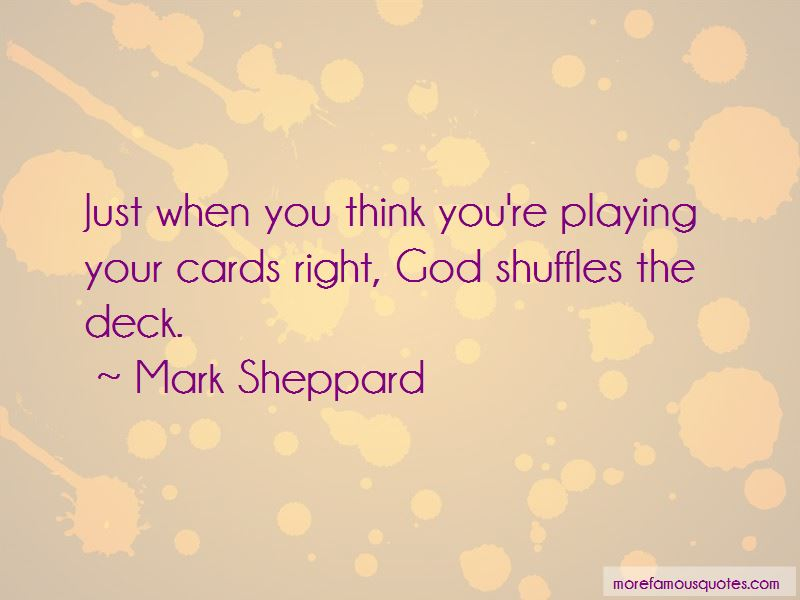 Mark Sheppard Quotes Pictures 4