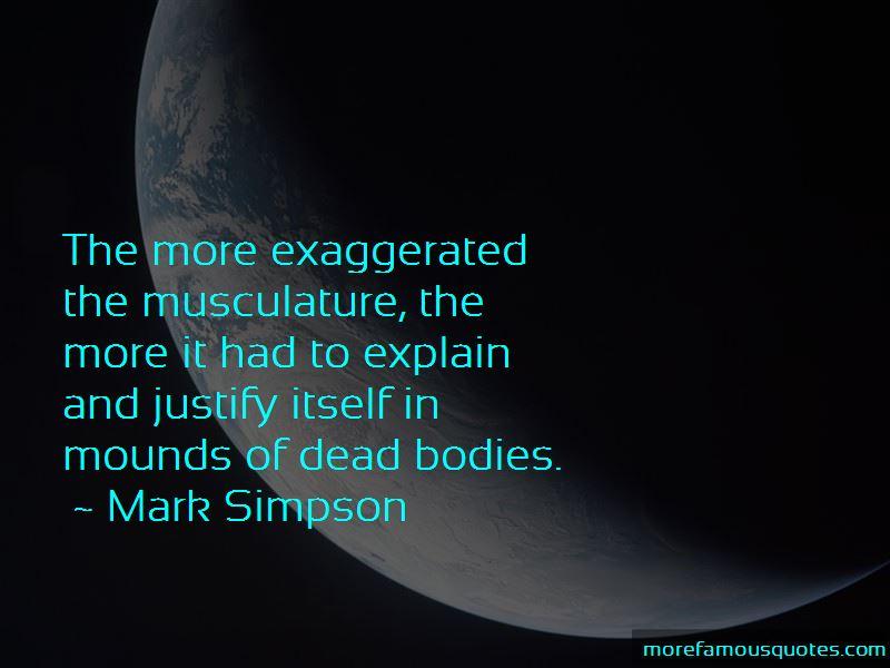 Mark Simpson Quotes Pictures 3