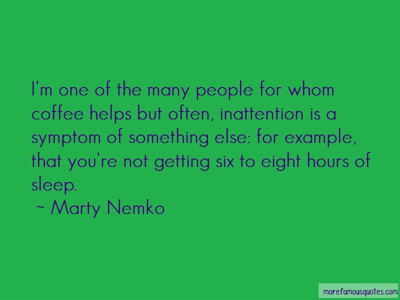 Marty Nemko Quotes Pictures 3