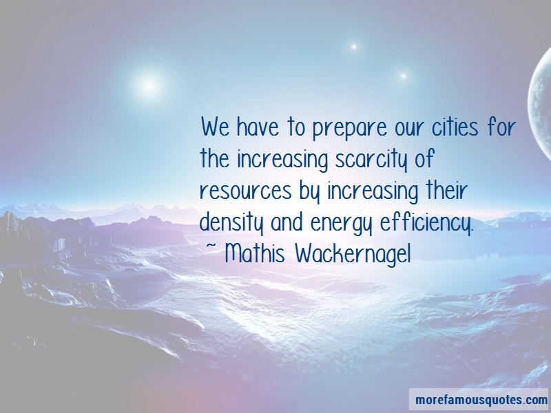 Mathis Wackernagel Quotes Pictures 2