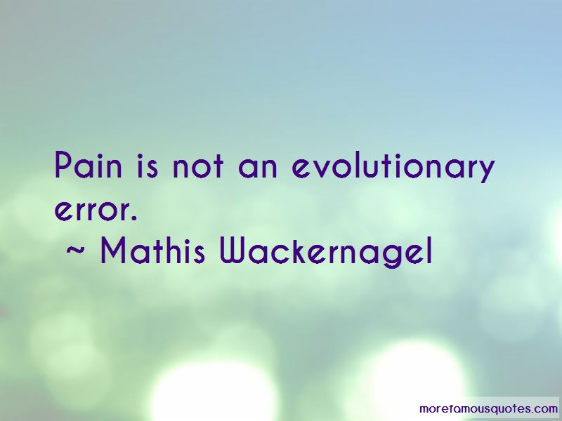 Mathis Wackernagel Quotes Pictures 3