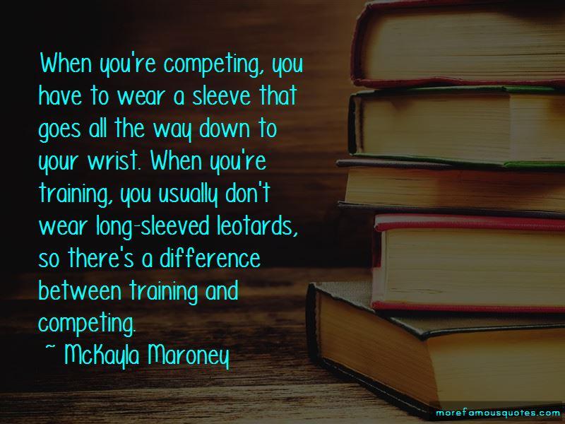 McKayla Maroney Quotes