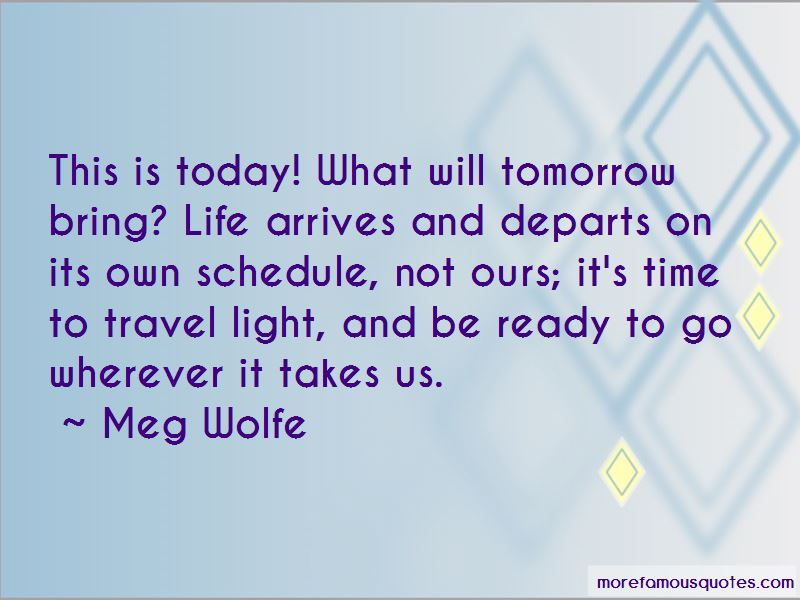 Meg Wolfe Quotes Pictures 2