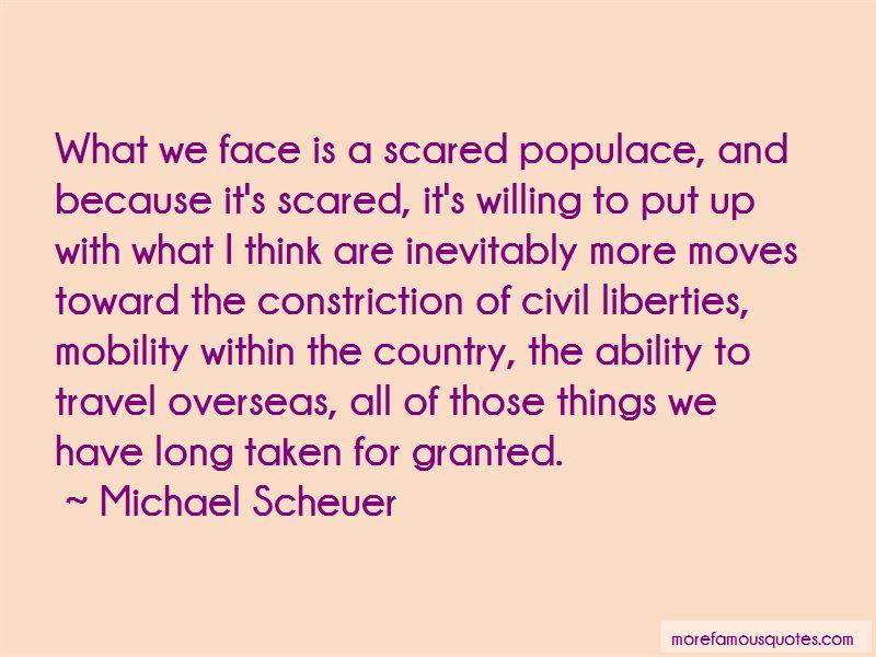 Michael Scheuer Quotes Pictures 3