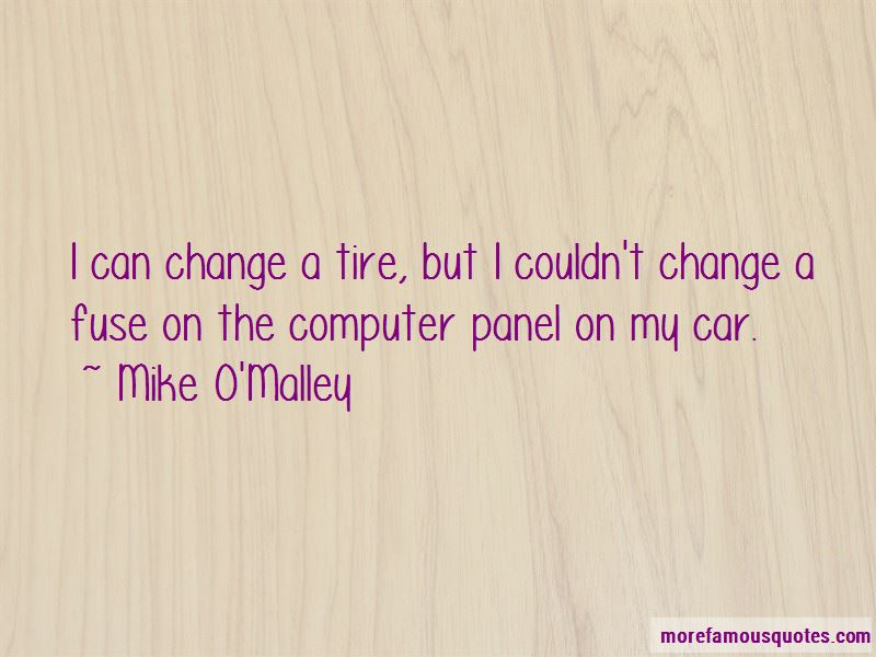 Mike O'Malley Quotes Pictures 2
