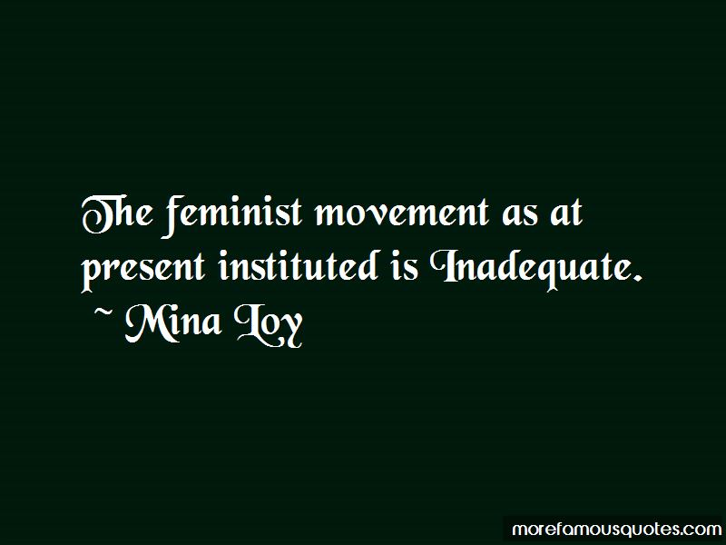 Mina Loy Quotes Pictures 2