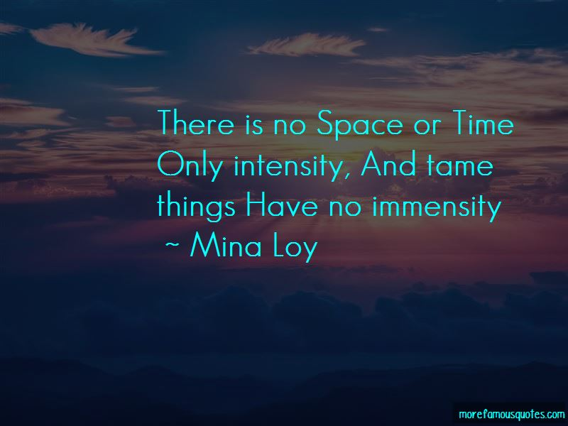 Mina Loy Quotes Pictures 4