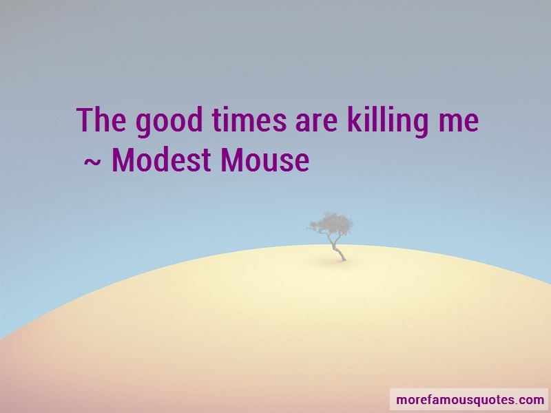 Modest Mouse Quotes Pictures 2