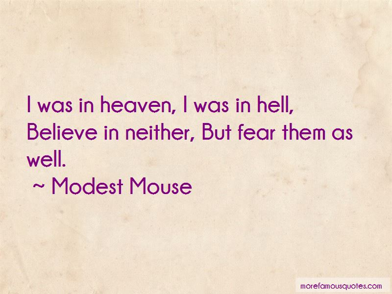 Modest Mouse Quotes Pictures 3