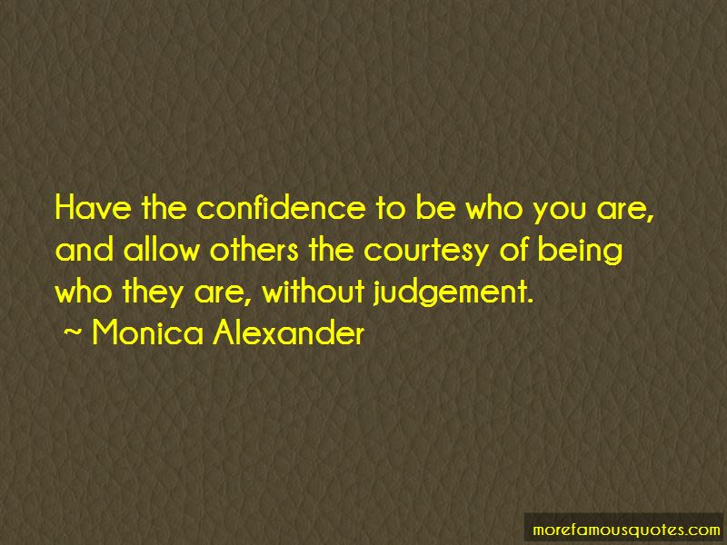 Monica Alexander Quotes Pictures 2