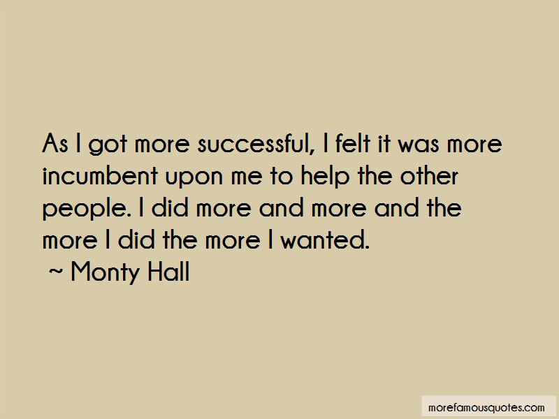 Monty Hall Quotes Pictures 3