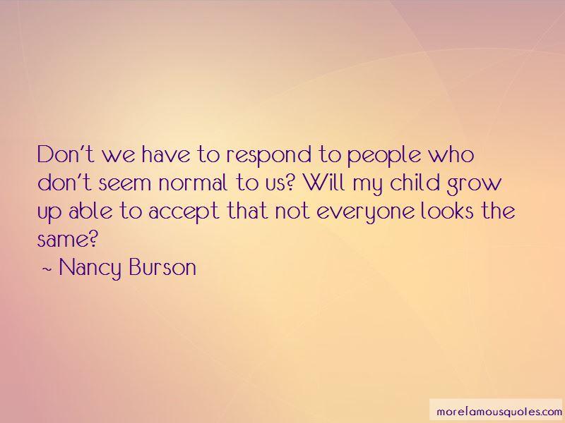 Nancy Burson Quotes Pictures 2