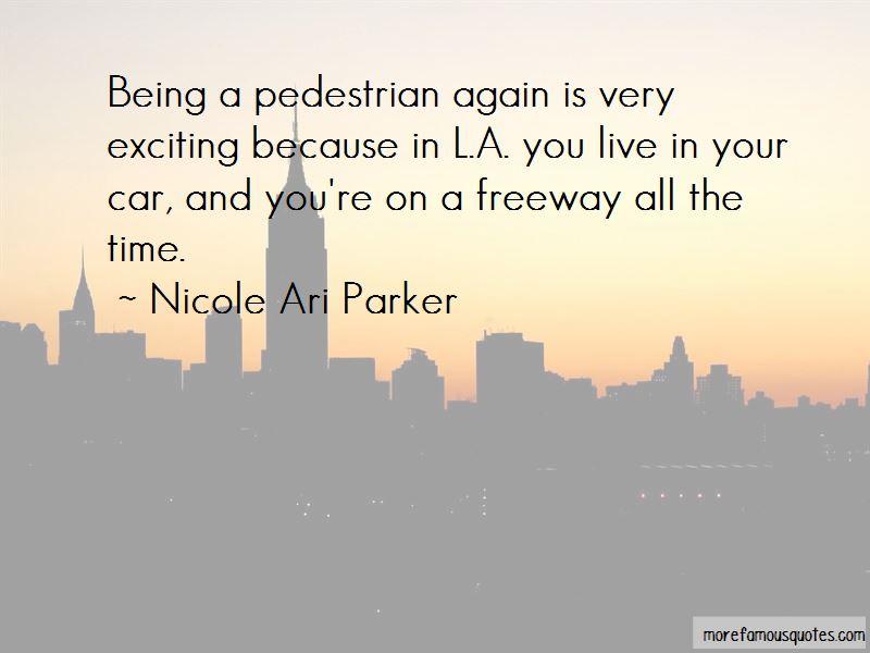 Nicole Ari Parker Quotes Pictures 4