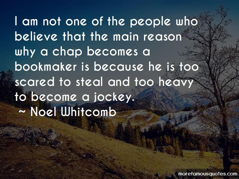 Noel Whitcomb Quotes