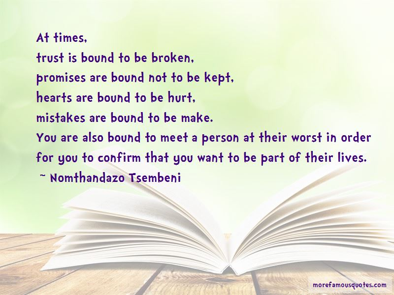 Nomthandazo Tsembeni Quotes Pictures 4