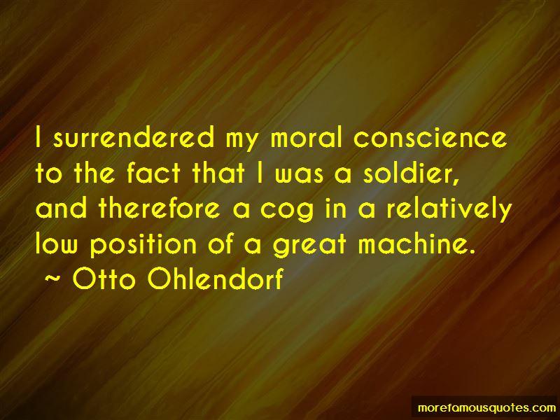 Otto Ohlendorf Quotes Pictures 4