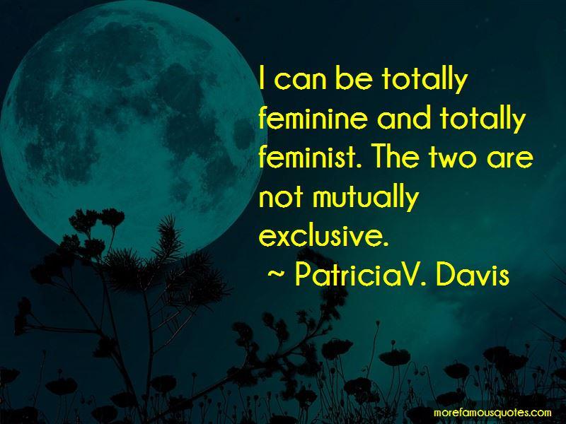 PatriciaV. Davis Quotes Pictures 2