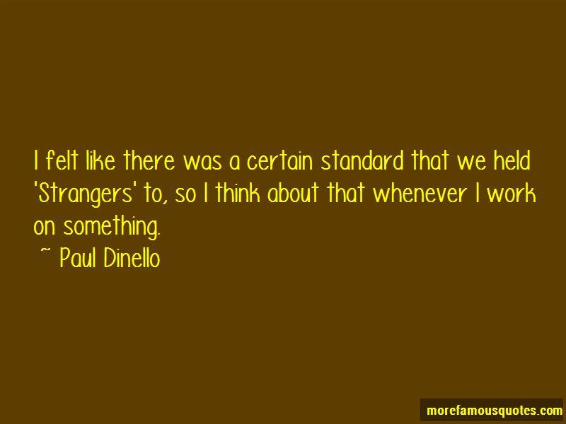 Paul Dinello Quotes