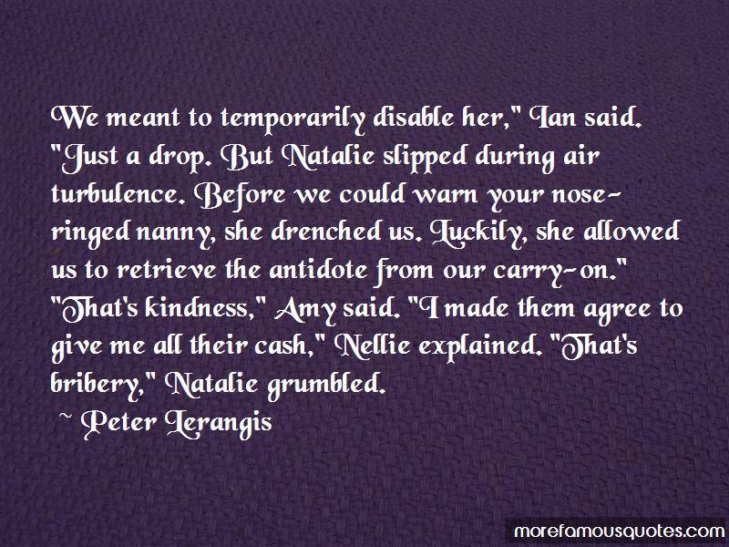 Peter Lerangis Quotes Pictures 3