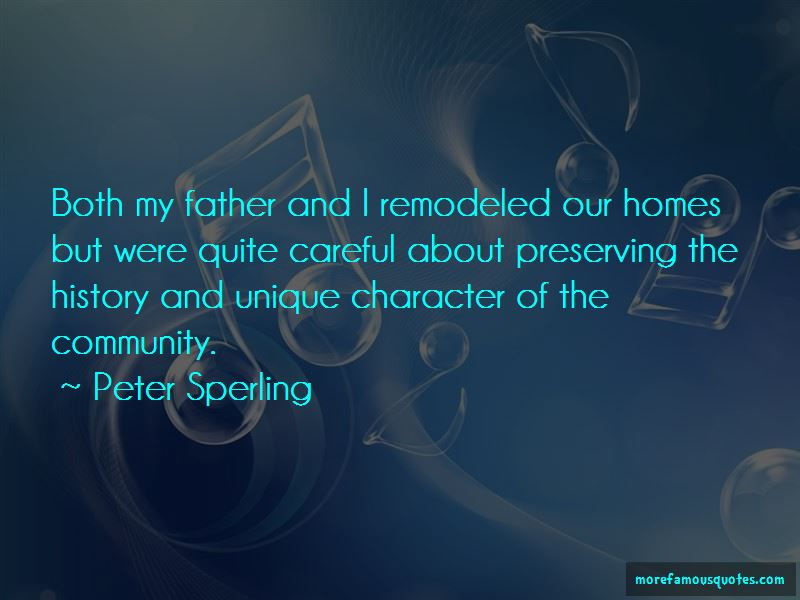 Peter Sperling Quotes Pictures 2