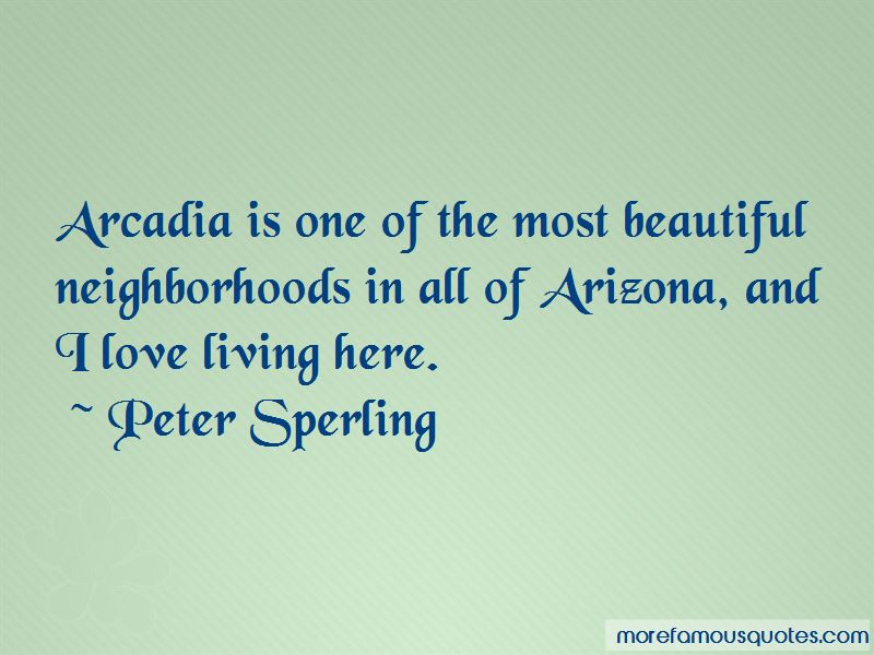 Peter Sperling Quotes Pictures 3